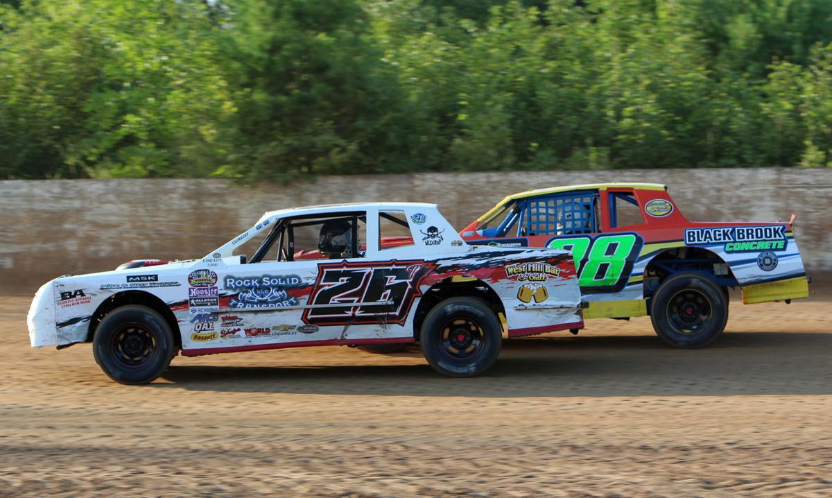 Friday Night Races at Eagle Valley Speedway 7-16-21