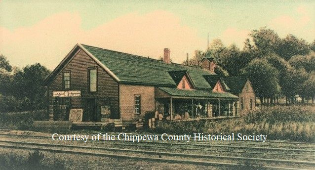Chippewa Spring Co. Bottling Plant - time capsule