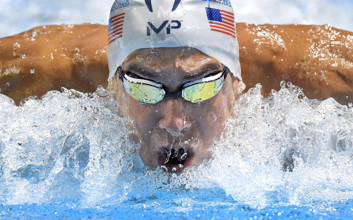 APTOPIX US Swim Trials Swimming