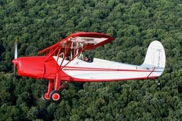 Barnstormers fly into airport | Local | chippewa com