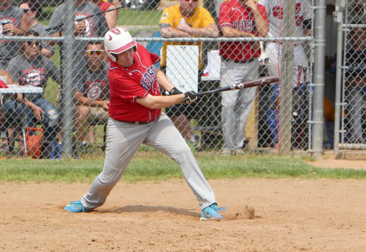 Chippewa River Baseball League All-Star Game in Cadott 7-7-19