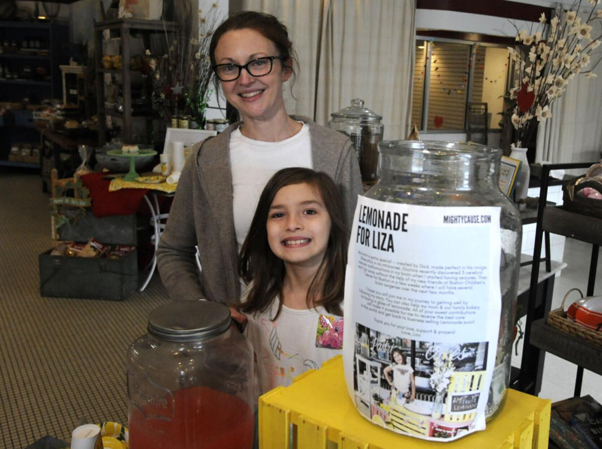 Lemonade Brain Surgery Fundraiser