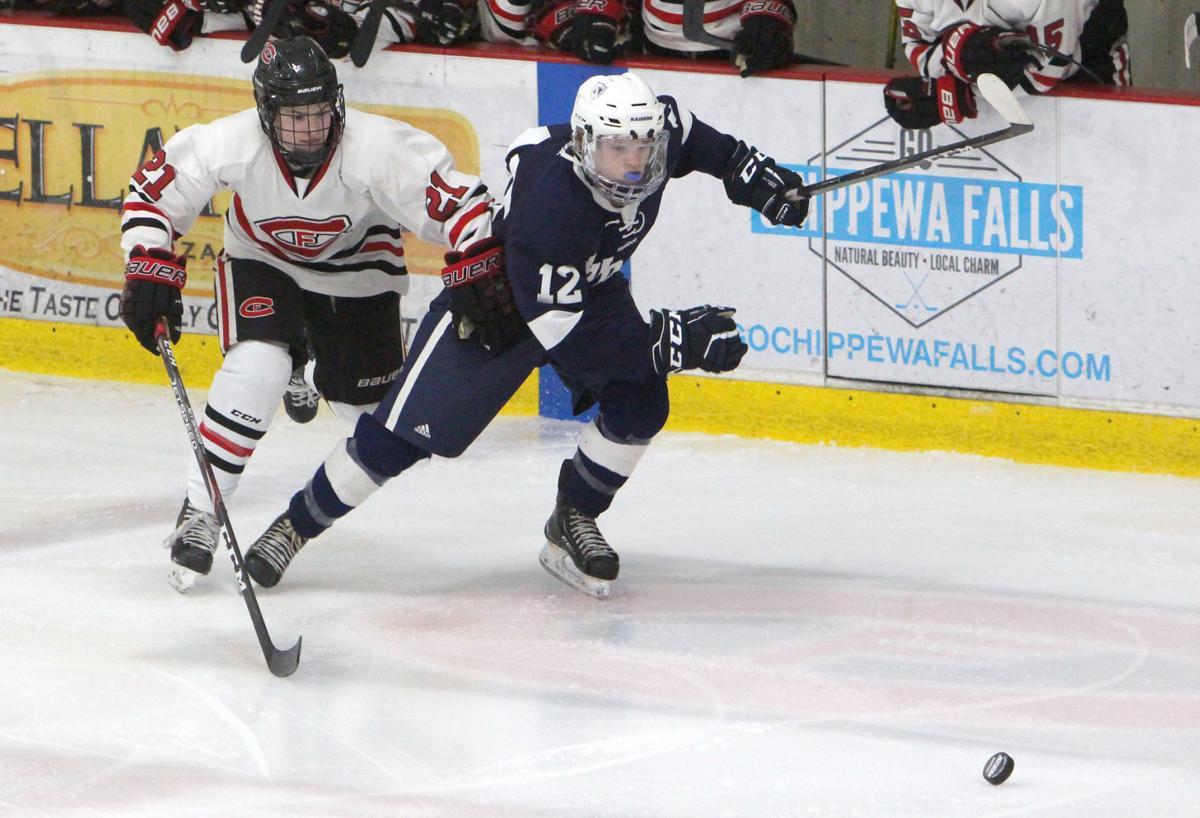 Hudson at Chi-Hi boys hockey 1-16-20