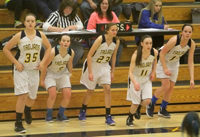 New Auburn Girls Basketball Grows In First Season Back To