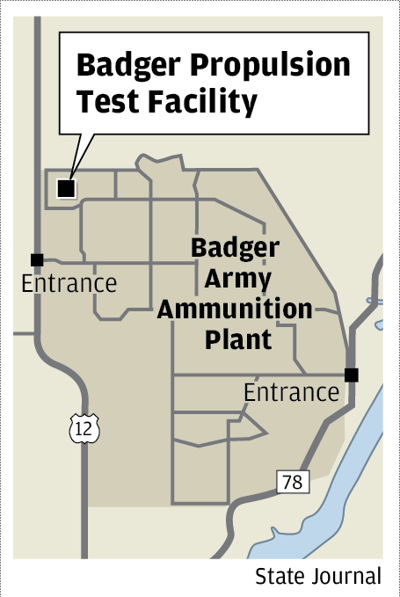 Badger Propulsion Test Facility