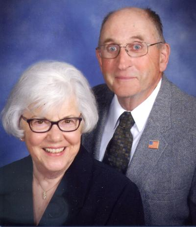 Shirley and Jake Bostrom