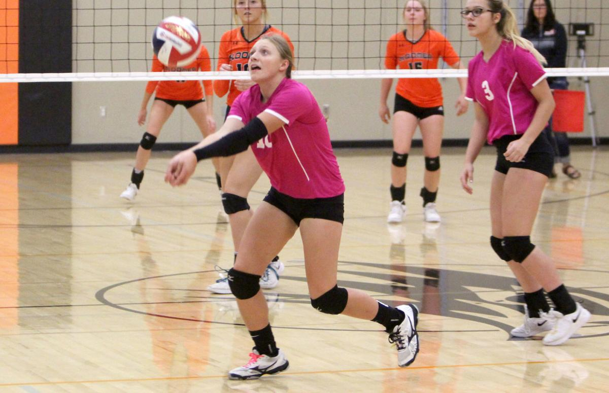 Bloomer Volleyball Tournament 10-5-19