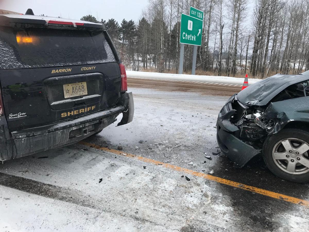 Chetek collision