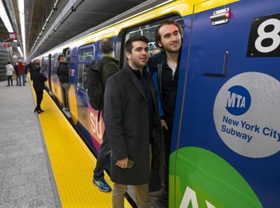 Long Delayed Subway