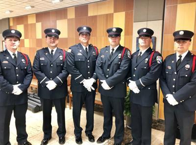 Eau Claire Fire Department emergency service