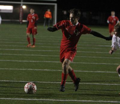 Chi-Hi Boys Soccer vs. Stevens Point 10-15-13
