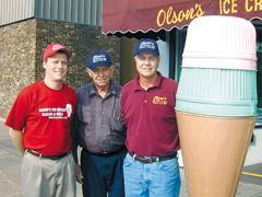 Avalon Owner To Olson S Ice Cream