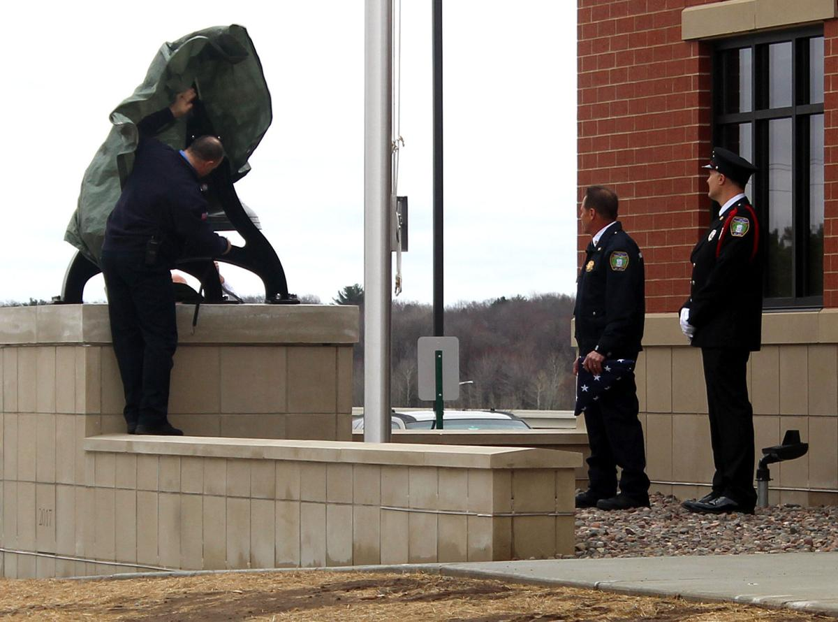 Unveiling the bell