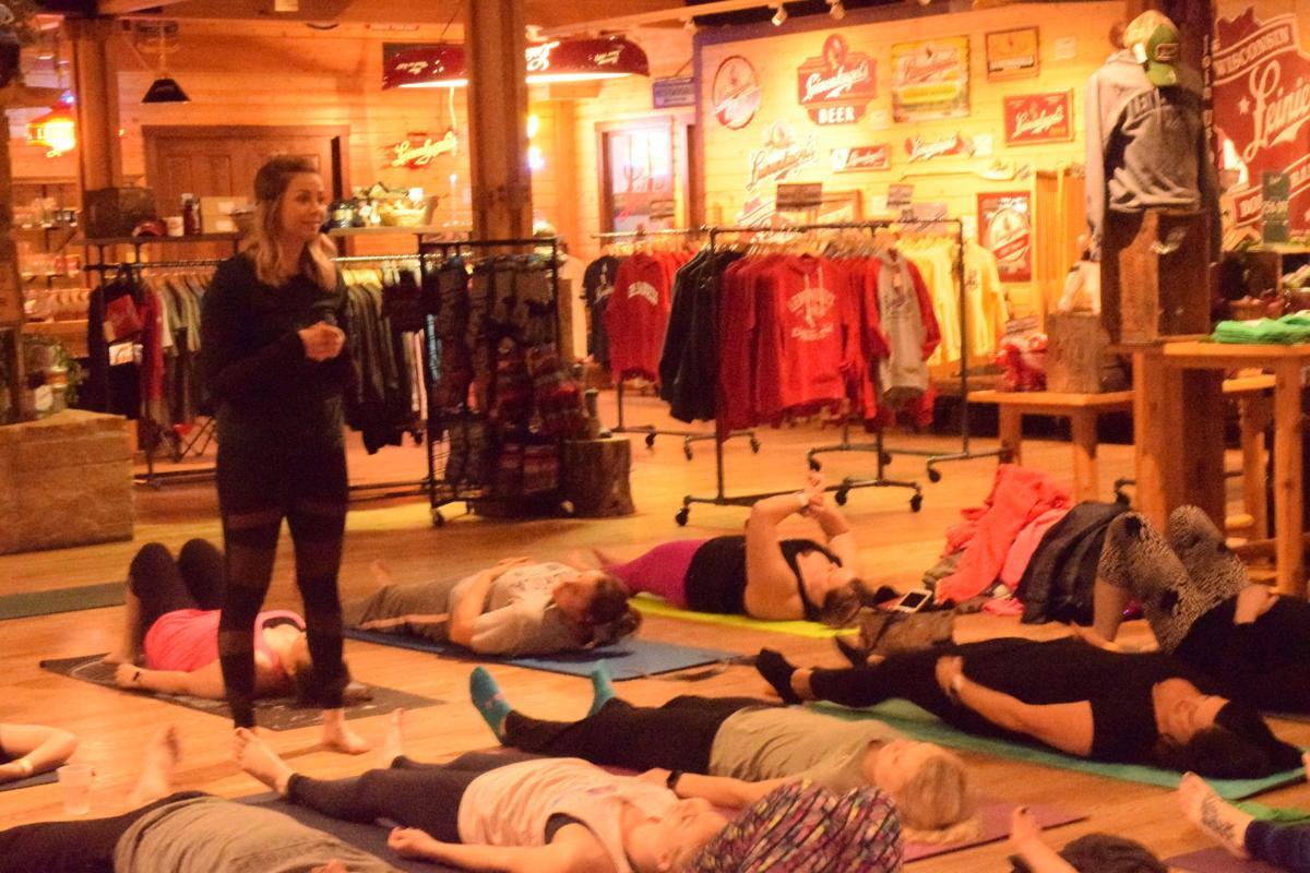 Leinie Lodge Yoga 2
