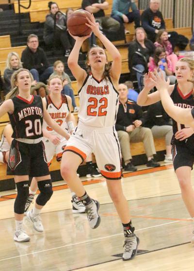 Medford at Stanley-Boyd girls basketball 1-6-20