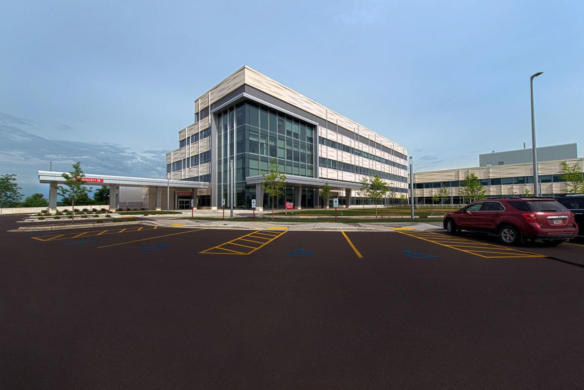 Marshfield Clinic Health System - Eau Claire new hospital