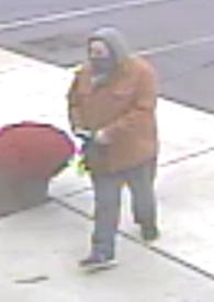 Boyceville bank robbery suspect