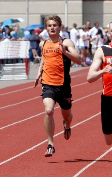 State track, Day 2