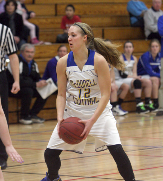 Photo Gallery Mcdonell Girls Basketball Vs Eau Claire