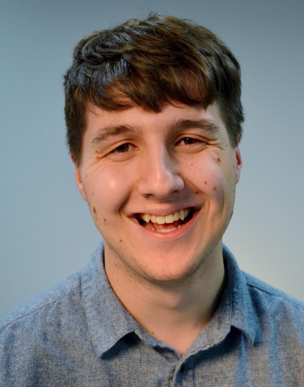 Adam Rogan headshot