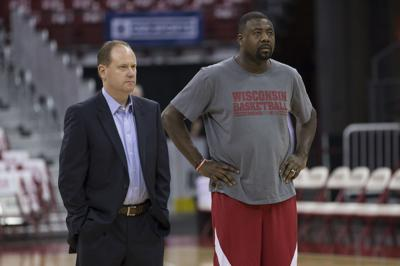 Greg Gard, Howard Moore, AP generic file photo