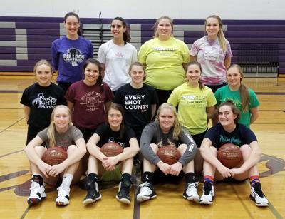 2018-19 Boyceville Girls Basketball Team