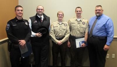 CVTC Law Enforcement Academy gruduates