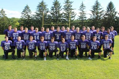Boyceville 2019 football team photo