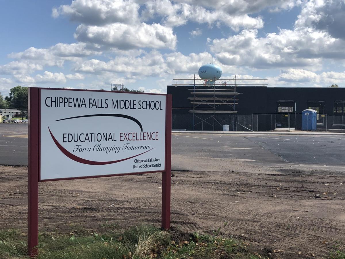 Chippewa Falls middle school