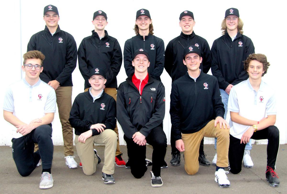 2018 Chi-Hi Boys Golf Team