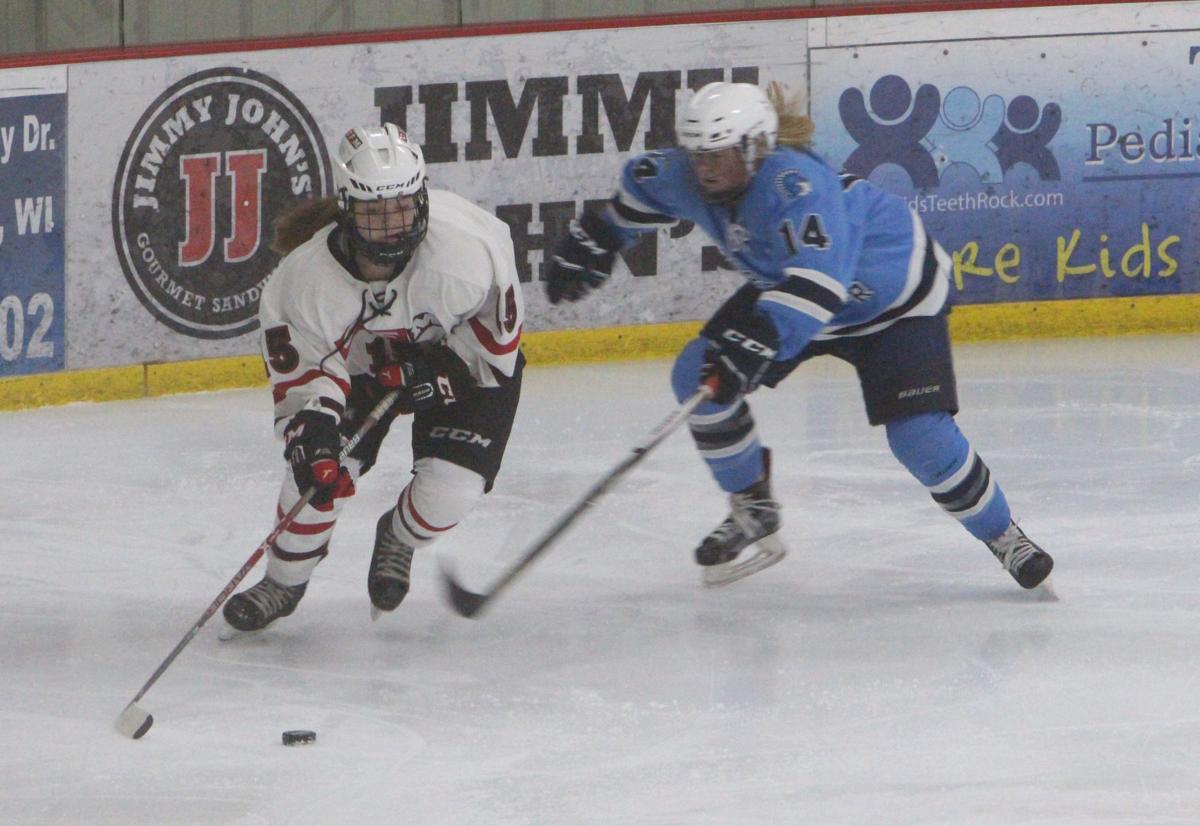 Superior at Chi-Hi/Menomonie girls hockey 11-28-17