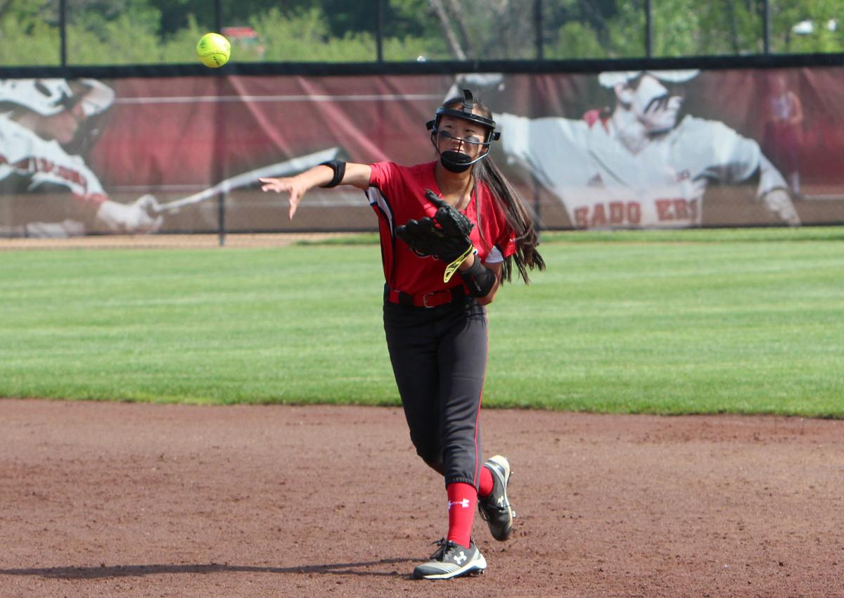 Chi-Hi softball vs Kenosha Bradford/Reuther Division 1 state quarterfinals 6-6-19