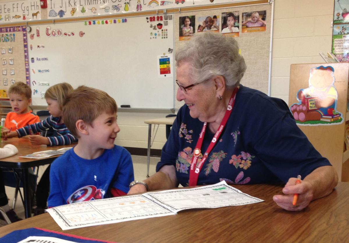 how to become a foster grandparent