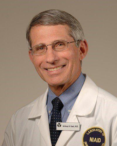 Dr. Anthony Fauci mug