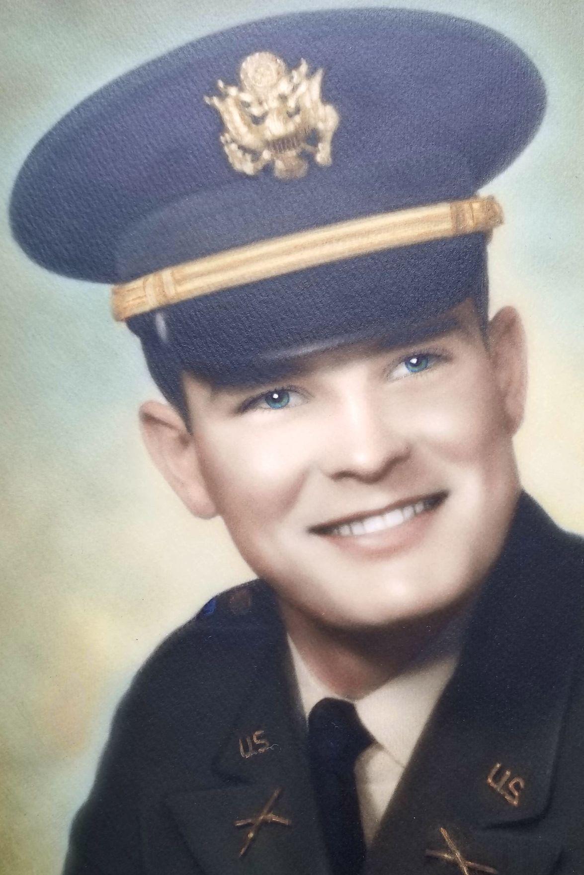 Lt. Colonel N. Michael Sarff