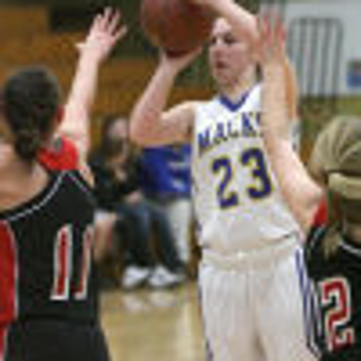 Depth Pushes Mcdonell Girls Drive To Competitiveness High