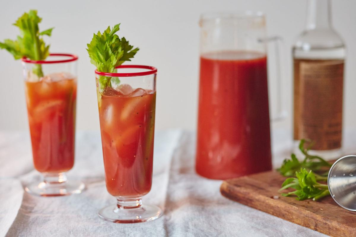 The perfect Bloody Mary: Spice up the weekend with this scrumptious mix