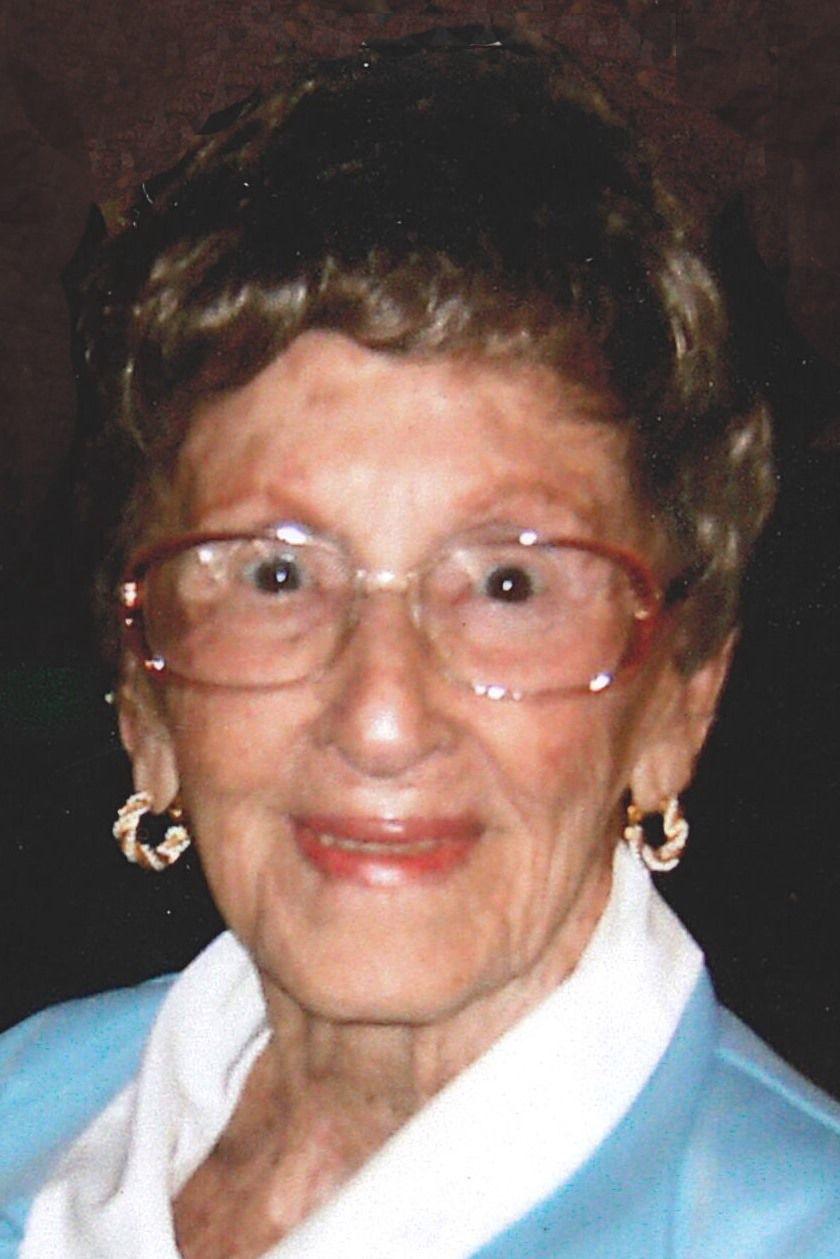 Elizabeth 'Betty' Curry