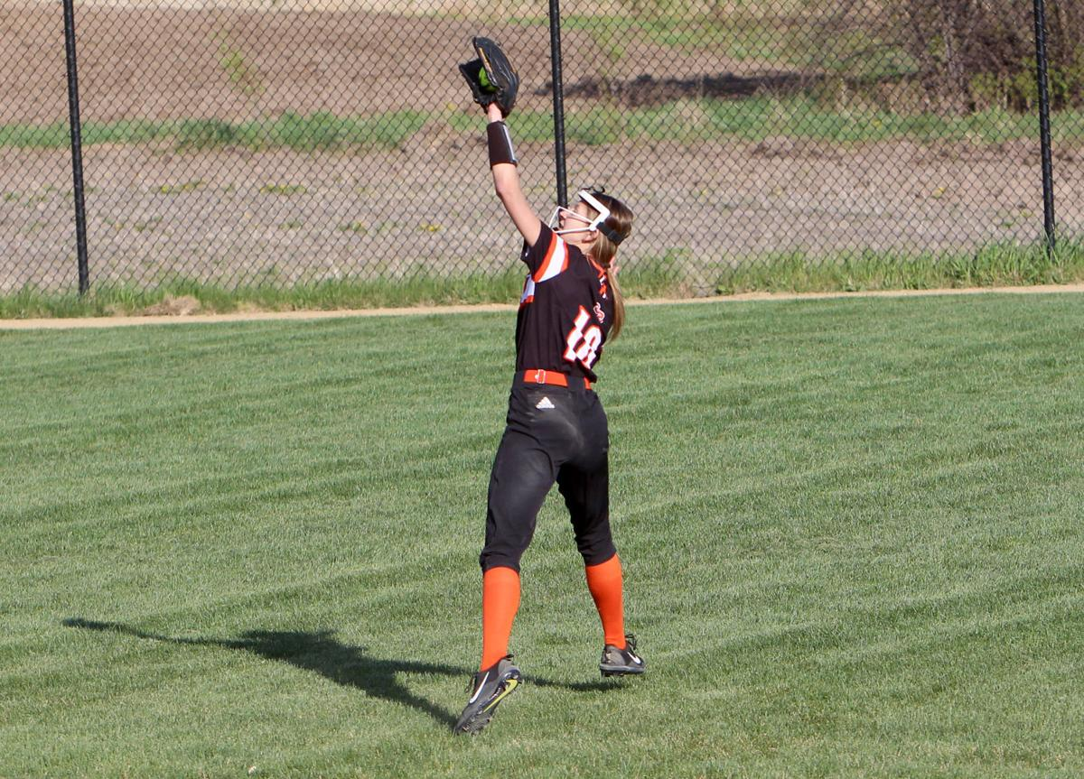 McDonell at Stanley-Boyd softball 5-6-21