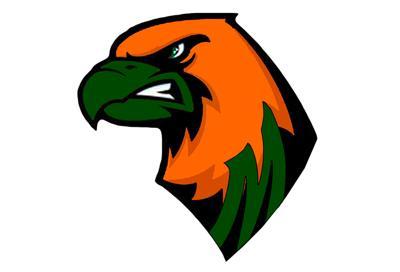 Menomonie Eagles logo (Online)