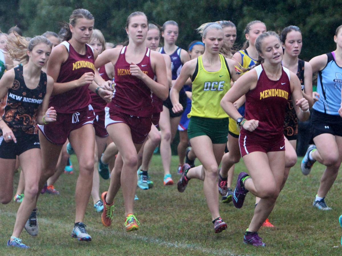 Old Abe Cross Country Invitational 10-7-17