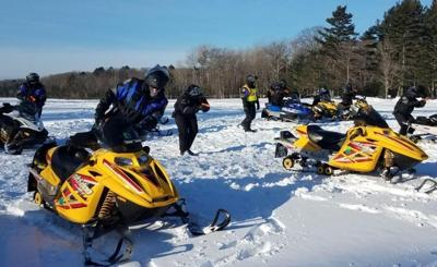 Snowmobile season safety