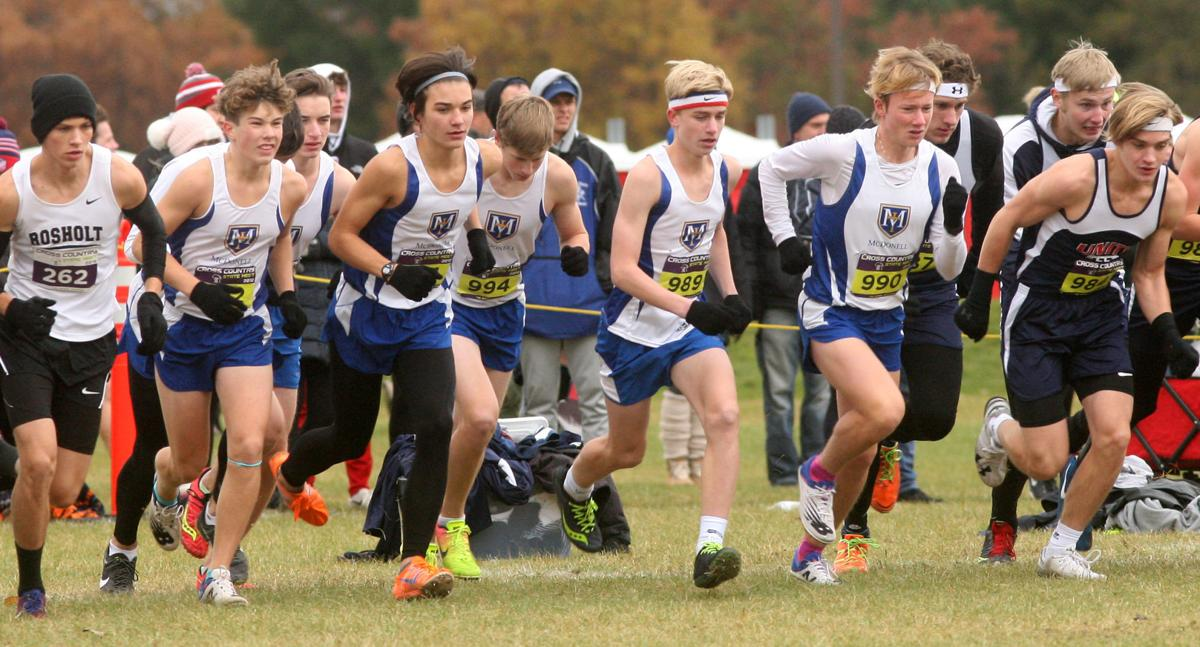 McDonell State Cross Country