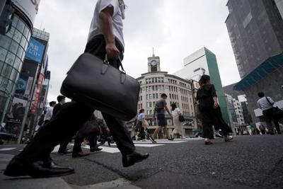 Japan's job-for-life culture has survived war, earthquakes and now a pandemic