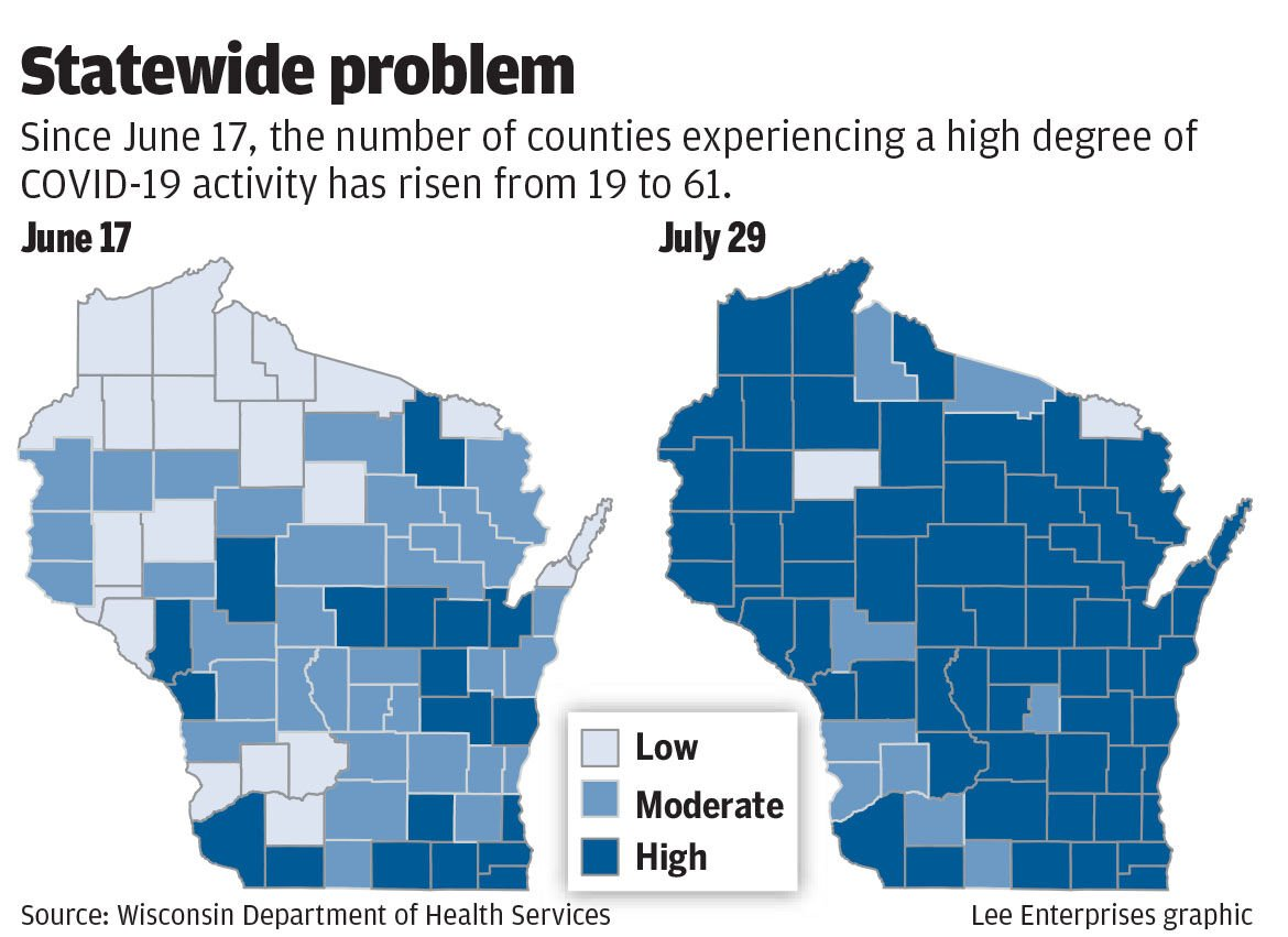 A statewide problem