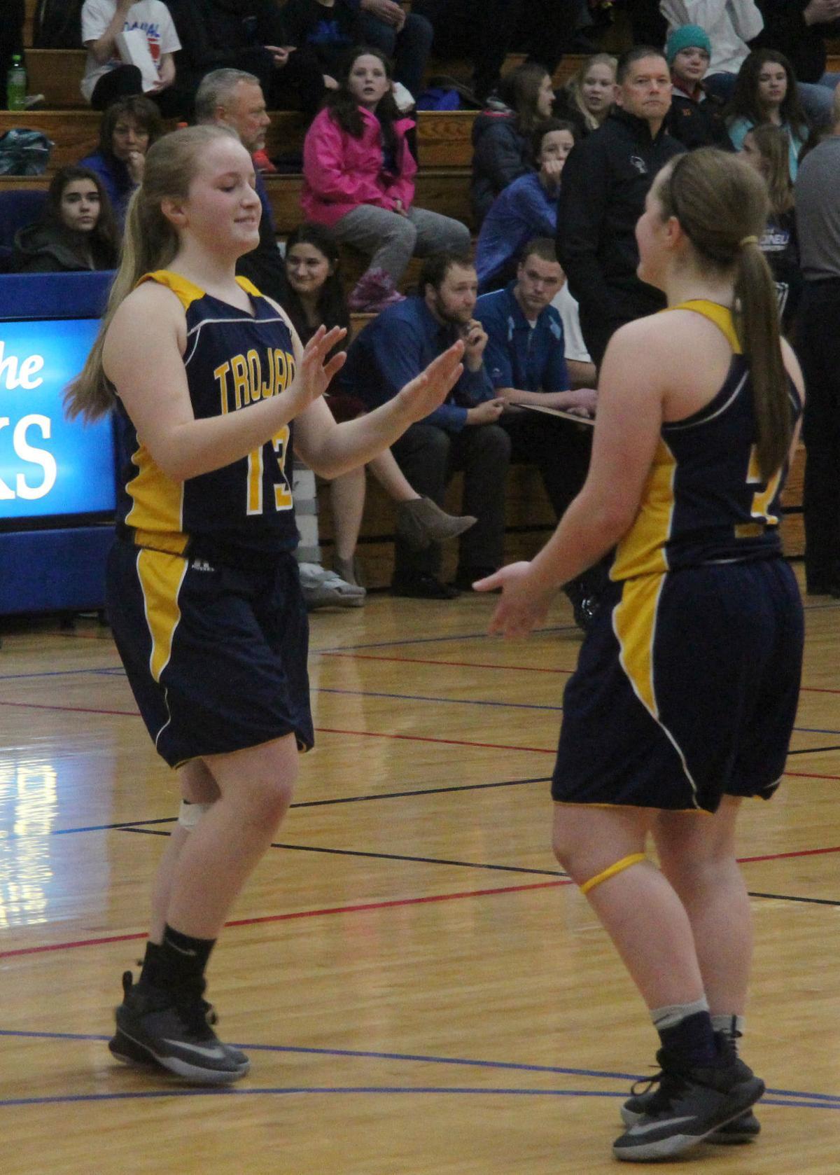 Photos New Auburn At Mcdonell Girls Basketball 2 20 18