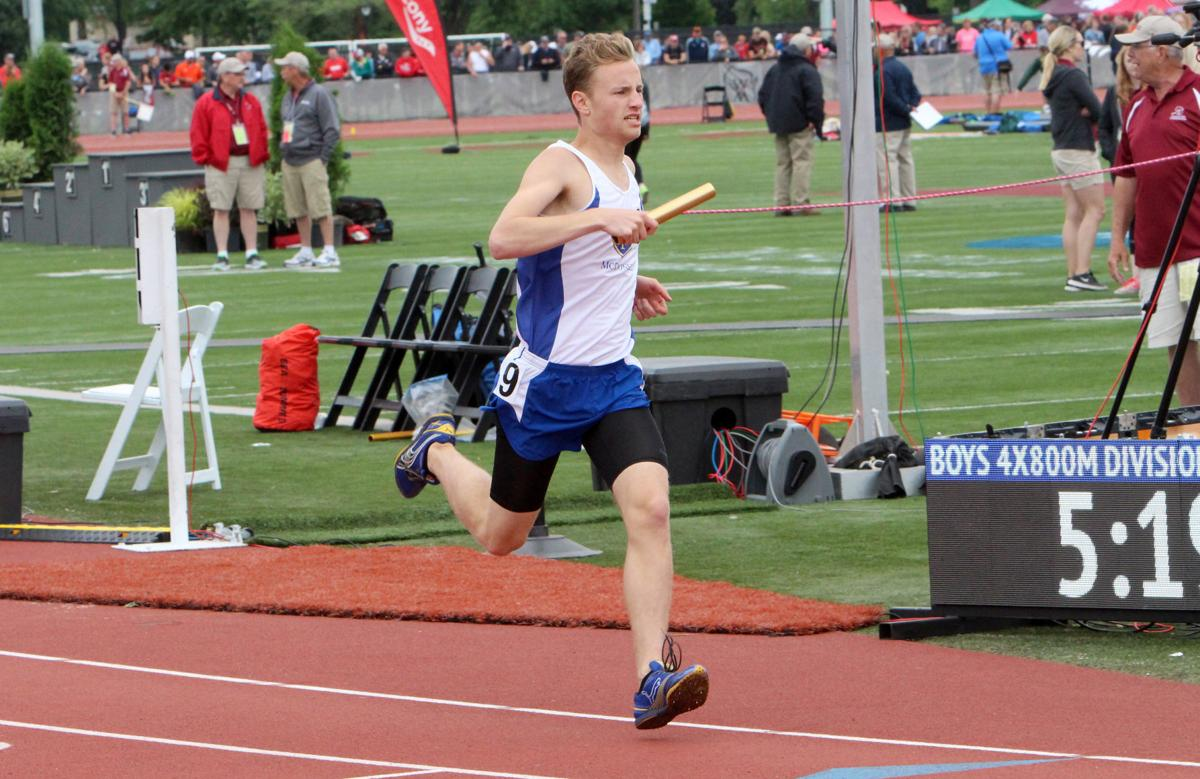 WIAA State Track and Field Championships 6-2-18