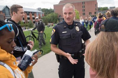 CVBR: UWEC law enforcement careers