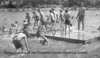 Chippewa Falls Mill Pond Swimming Pool