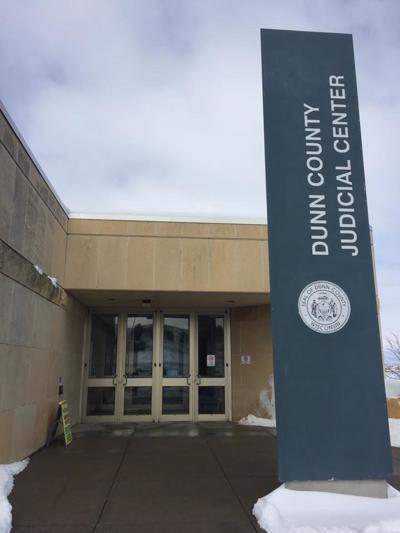 Dunn County Judicial Center file photo